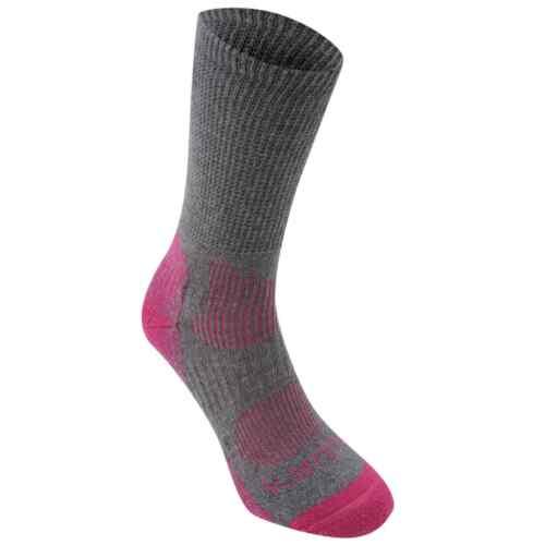 Femme Karrimor Merino fibres Léger Walking Chaussettes Boot NEW
