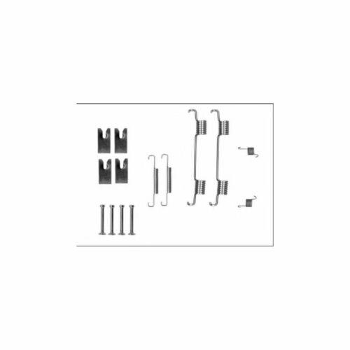 Nouveau Mintex Arrière Frein à Main Chaussure Kit D/'accessoires-MBA23