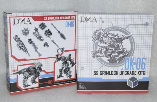 NUOVO AGGIORNAMENTO DK-06 DNA Design Kit per trasformatori Studio Serie GRIMLOCK in magazzino