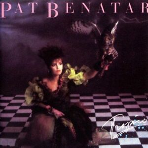 NEW-CD-Album-Pat-Benatar-Tropico-Mini-LP-Style-Card-Case