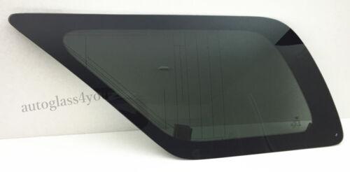 For 2003-2009 Toyota 4Runner 4-DR SUV Rear Quarter Window Glass Driver//Left side