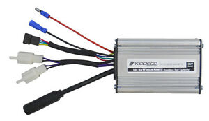 Prodecotech 36v 20 Amp Brushless Hall Motor Controller For