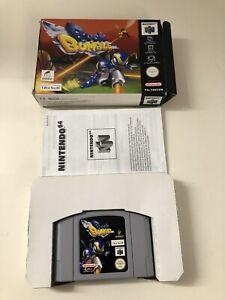 Buck Bumble   Nintendo 64/N64   Reino Unido   En Caja No manual Pal