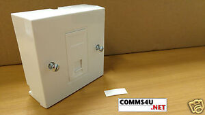 RJ11-TELEPHONE-SOCKET-MODULE-FACEPLATE-FAX-ADSL-MODEM-US-EURO-PRESSAC-BACK-BOX