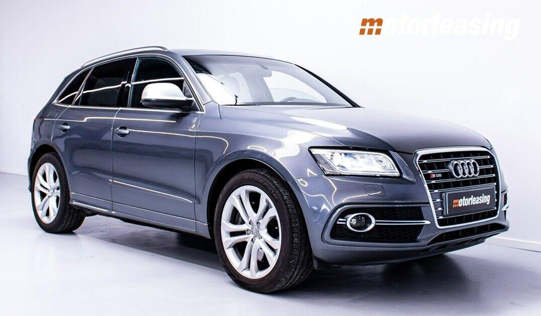 Audi SQ5 3,0 TDi 313 quattro Tiptr. 5d - 2.013 kr.