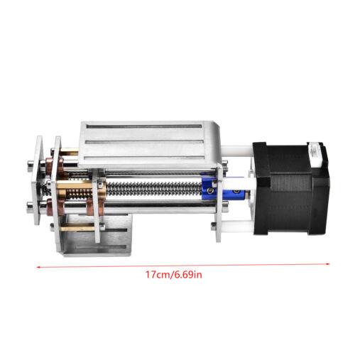60MM CNC Z Achse Lineareinheit Slide Linear Motion DIY 3 Achsen Graviermaschine☮