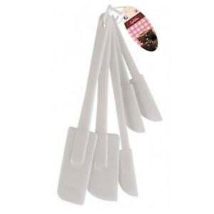 5pc-Plastic-Spatula-Mixing-Set-Utensil-Cake-Cooking-Baking-Kitchen-Tool-Bakeware