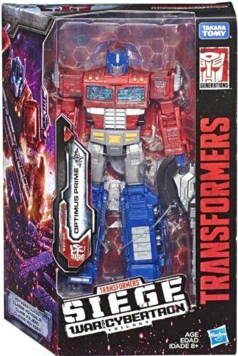 Transformers Generations siege guerre pour Cybertron-Optimus Prime Figure WFC
