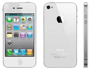 Apple iPhone 4S 64GB FACTORY UNLOCKED (white)