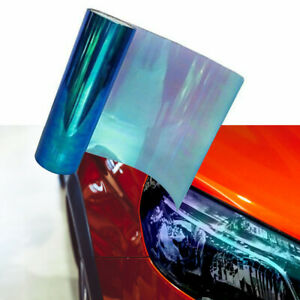 30x120cm-Film-de-vinyle-teinte-de-cameleon-bleu-TY2