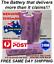 INR-18650-2600mAh-9-62Wh-3-7v-Rechargeable-Li-Ion-Battery-April-2019-Stock thumbnail 1
