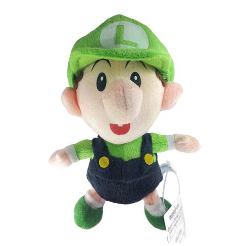 Super Mario Bros Cappy Goomba Nabbit Blooper Boo Toad Wiggler Plush Toy Optional