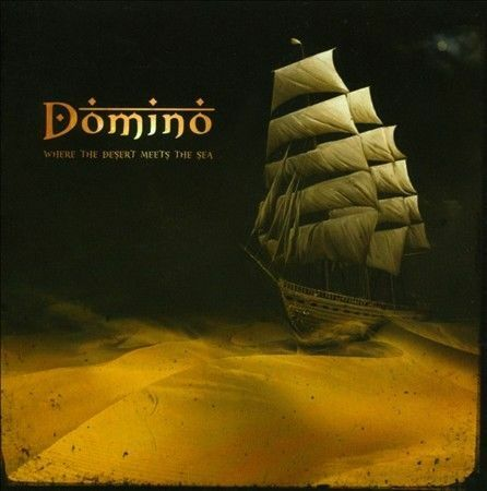 1 of 1 - Where The Desert Meets The Sea by Domino (Australia) (CD, 2013)