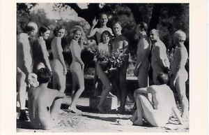 Nudist nudes