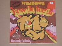 "WINDOWS -How Do You Do- 7"" 45"
