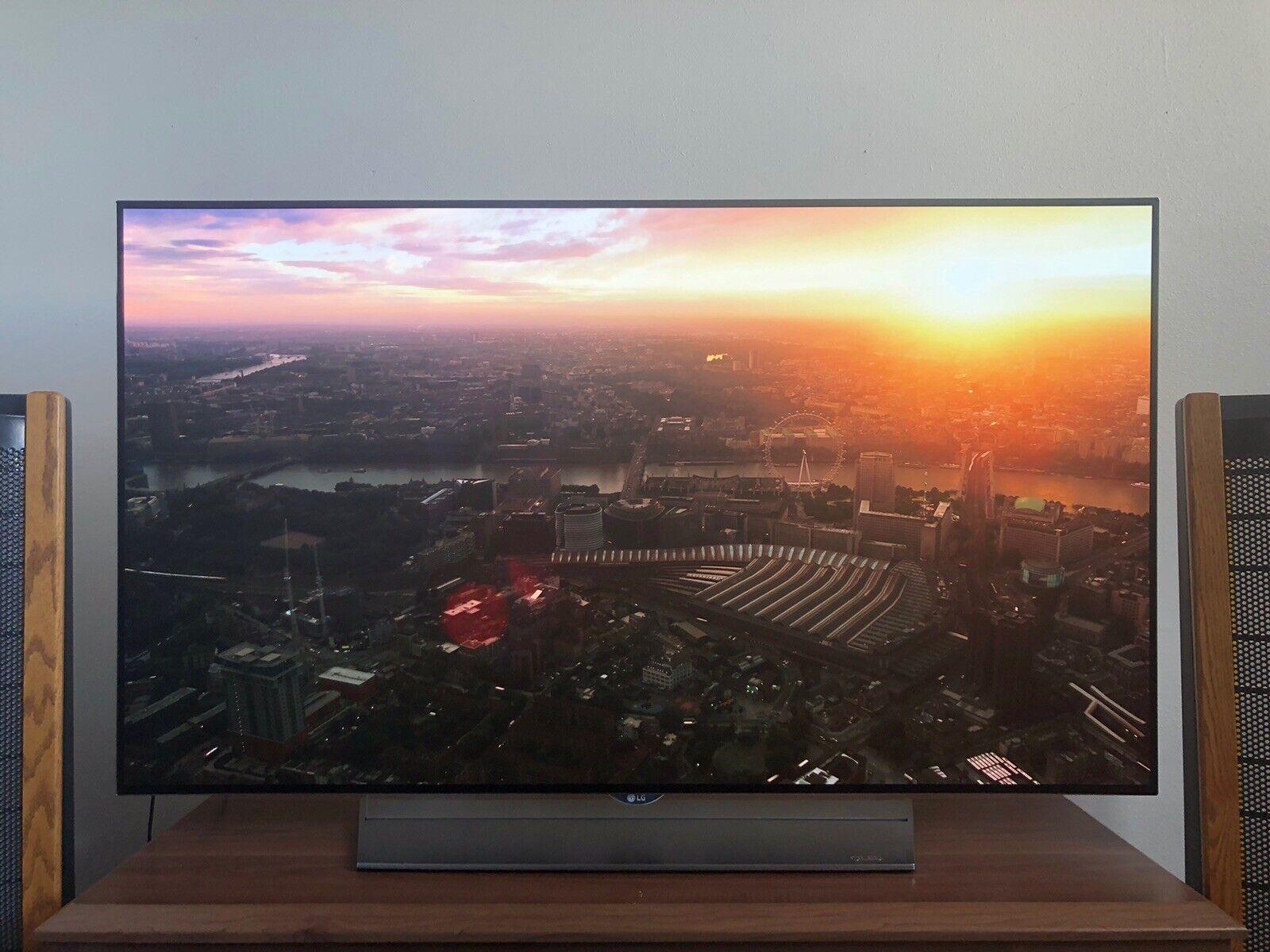 Lg 4K UHD OLED Tv. Buy it now for 1500.00