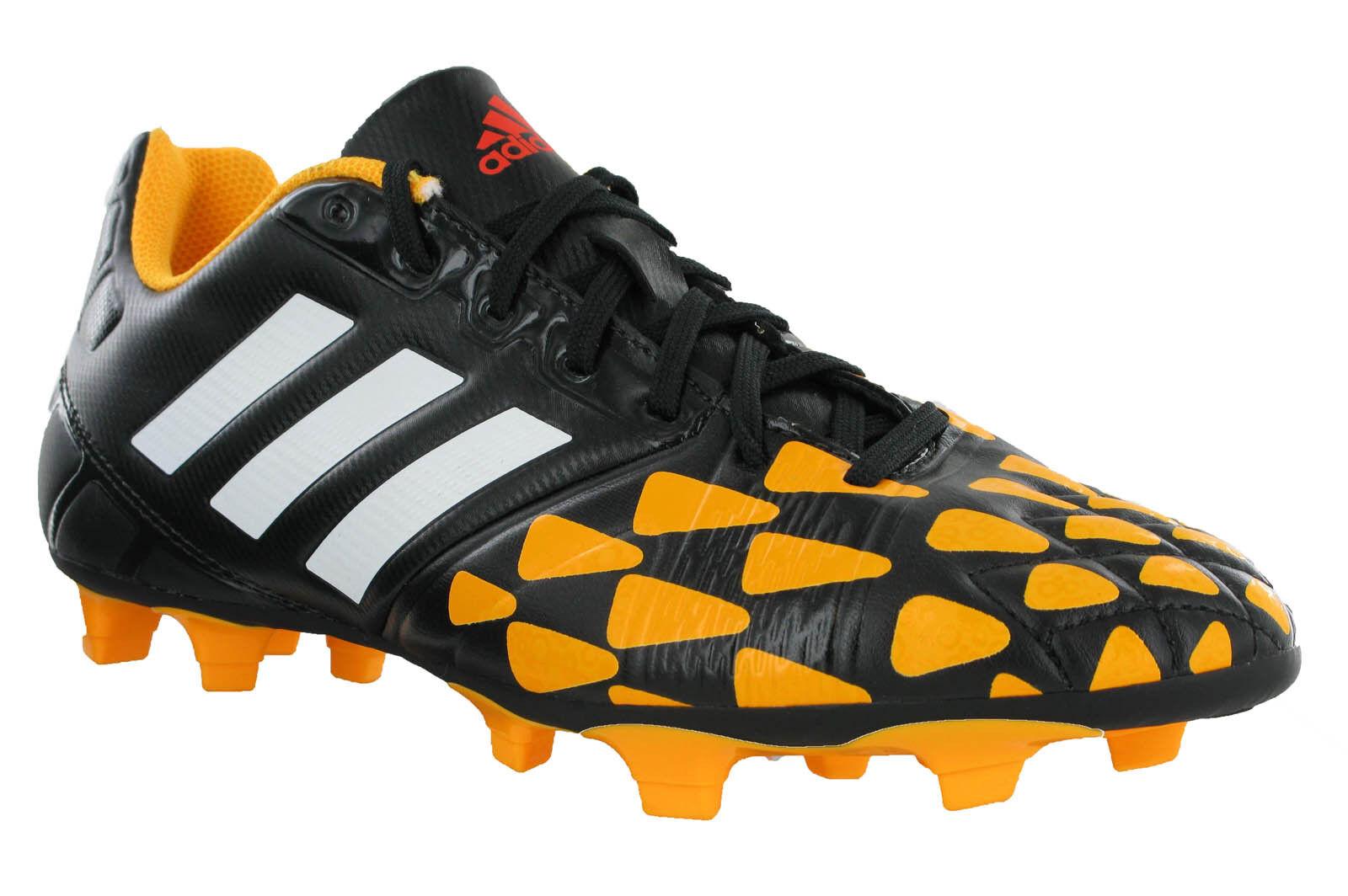 Adidas Nitrocharge 3.0 Festen Boden Fg Fußball Fußball Fußball Geformte Stollen Schnürsiefel 3ba1ad