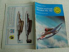 """Henkel He162 Z.Krala  Fachzeitschrift  TBiU """"Typy Broni i Uzbrojenia"""" """""""