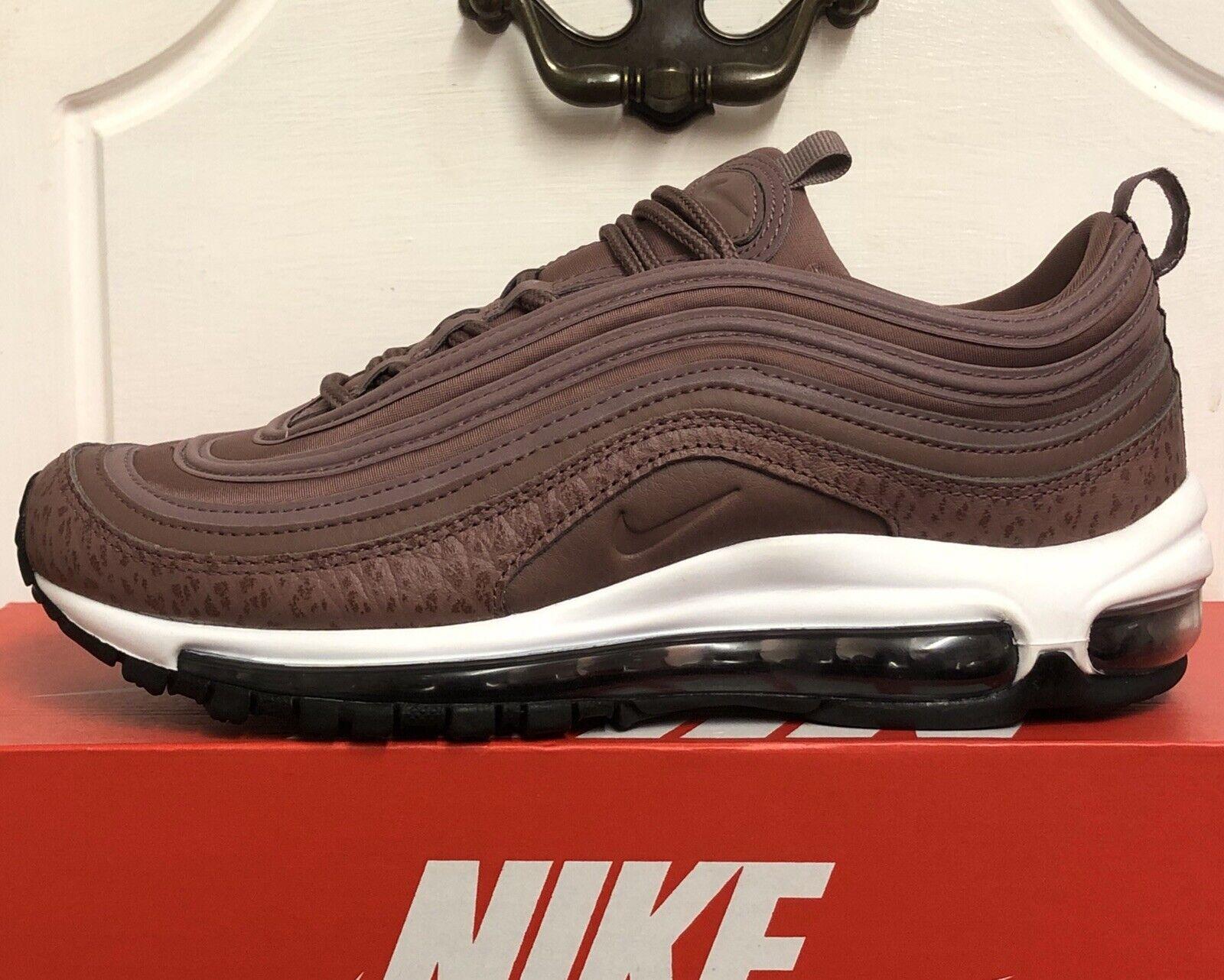 NIKE AIR MAX 97 LEA TRAINERS zapatillas zapatos Talla UK 6,5 EUR 40,5 US 9