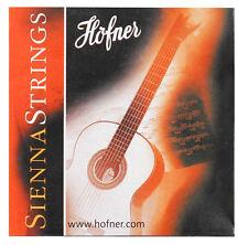 Gitarrensaiten Höfner Classic Sienna Strings  Saiten für Classic Guitar
