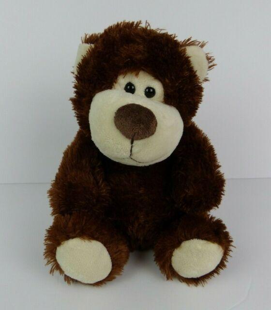 Dan Dee Collectors Choice Brown Bear Plush Stuffed Animal Toy Small