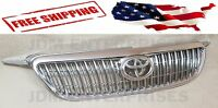 Toyota Corolla 2003-2008 Altis Chrome Grill With Toyota Emblem 04 05 06 07