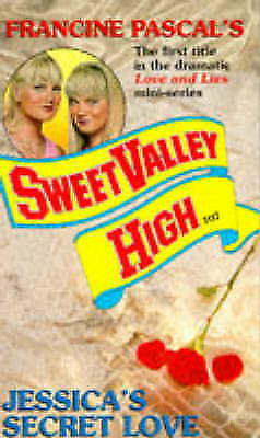 1 of 1 - Jessica's Secret Love (Sweet Valley High), William, Kate   Paperback Book   Good