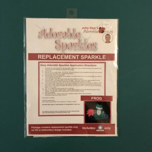 John Deer/'s Adorable Sparkles Replacements