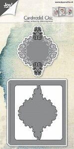 Joy-Crafts-Matrice-Rilievo-Debossing-Stencil-Cardmodel-Chic-6002-0600-2pc