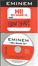 My Name Is CD 2 Eminem Good Single Explicit Lyrics Maxi   eBay