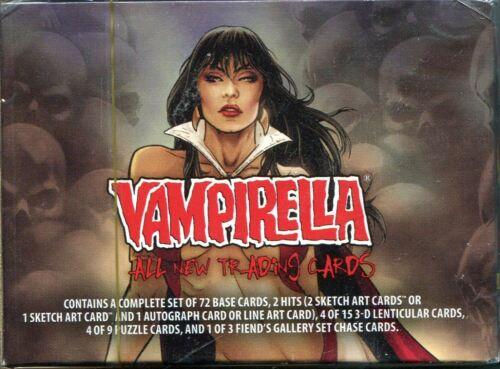 Vampirella 2012 Factory Sealed Premium Box