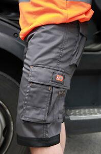 Mens Cargo Work Shorts