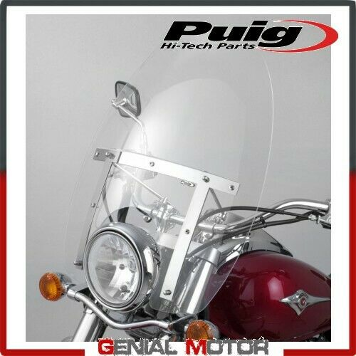 PARE-BRISE PUIG TRANSPARENT 5963W HONDA VTX 1800 C 2002 / 2010