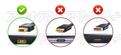 90W Laptop Charger for Lenovo ThinkPad Edge E431 E531 E540 T440p T450 T460 T540p