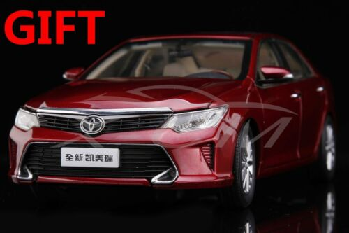 Car Model All New Toyota Camry 2015 1:18 (Red) + SMALL GIFT!!!!!