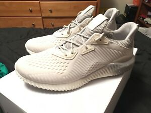 check out 005e3 be070 Image is loading Mens-Size-10-Adidas-x-Reigning-Champ-Alphabounce-