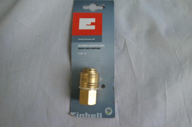 Einhelll 41.392.05 Schnellanschluss-kupplung R 3/8 Innengewinde
