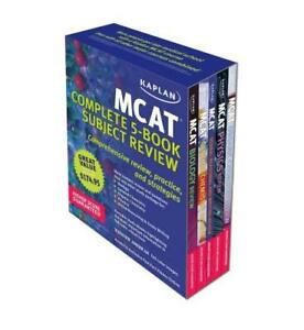 Kaplan-Mcat-Review-Complete-Subject-Review-by-Kaplan
