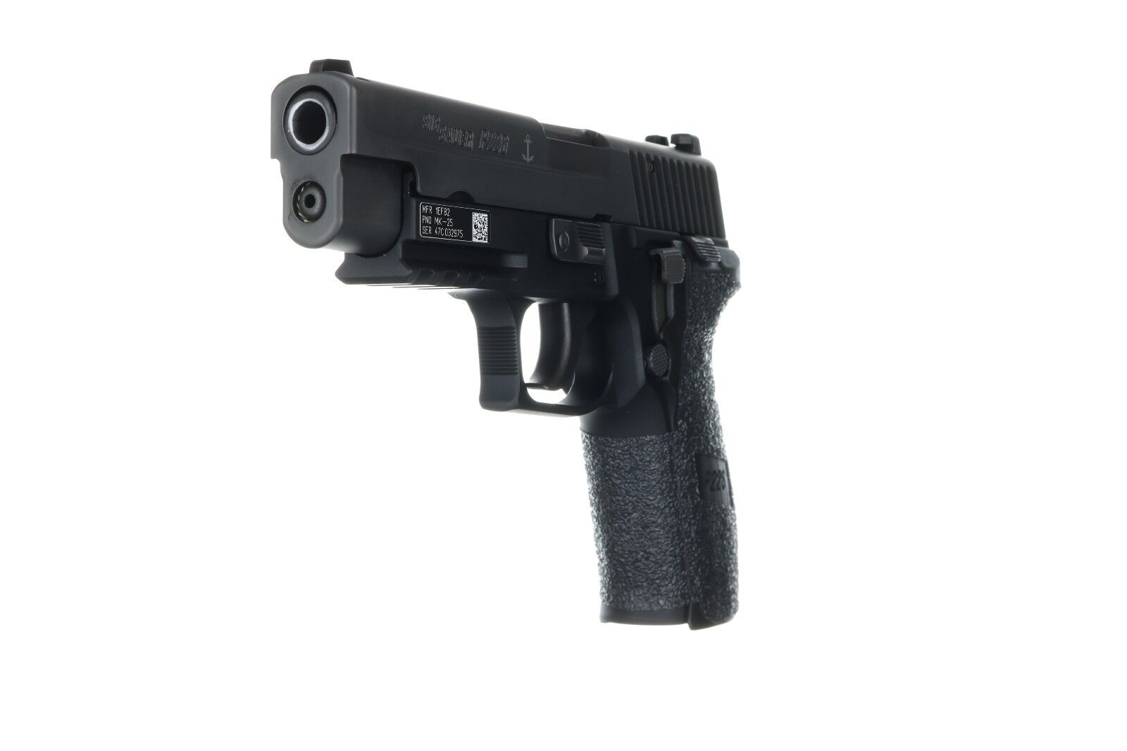 Sig Sauer Rubber Gun Grip Adhesive Medium Sticker P250//P320 Compact Pistol 001R