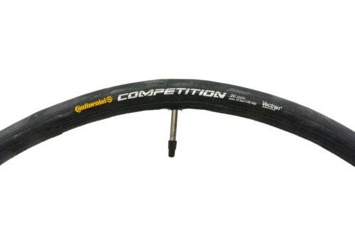 "Continental Competition TIRE 28/"" x 25 mm Tube Presta noir"