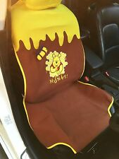 Winnie the Pooh Car Accessory : 1 piece Yellow,Brown Car Seat Cover #10