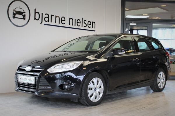 Ford Focus 1,0 SCTi 125 Edition stc. ECO billede 0
