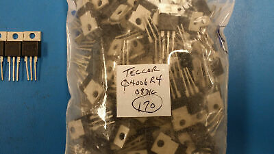 5 PCS Q4010LT TECCOR Triacs 400V 10A 33//43V TO-220