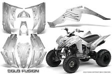 YAMAHA RAPTOR 350 GRAPHICS KIT CREATORX DECALS STICKERS CFW