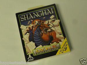 shanghai complete new atari lynx manual game box video game system rh ebay com Disney Video Games Manuals Replacement Video Game Manuals