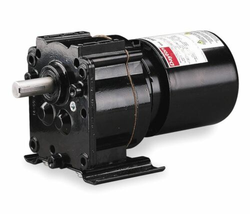 Dayton Model 3M328 Gear Motor TEFC 14 RPM 1//20 hp 115 Volts 60HZ.