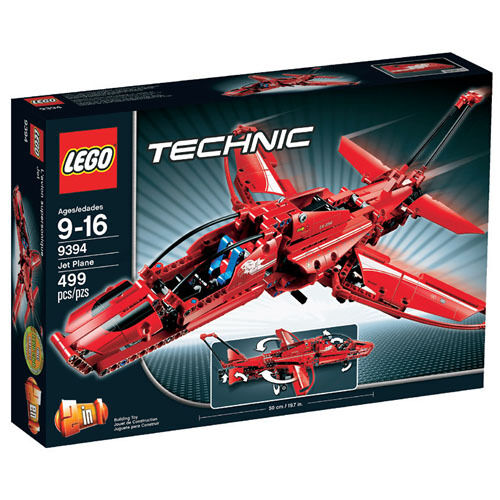 LEGO ® technic 9394 avion à réaction nouveau OVP _ jet New MISB NRFB