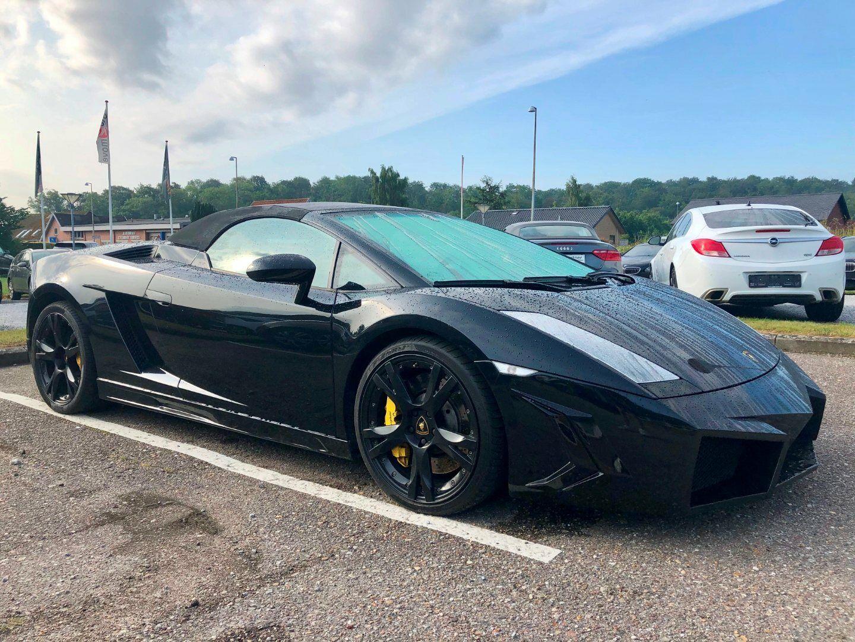 Lamborghini Gallardo 5,0 E-gear 2d