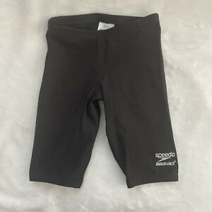 Speedo-Boys-Swimsuit-Jammer-Endurance-Solid-USA-Youth-Small-Boys-Size-22