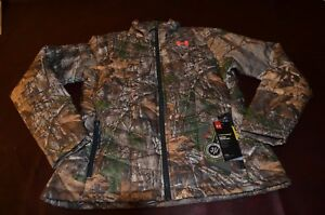 Under Jacket Kvinder Msrp Nwt 149 Realtree Vandtæt Armour Coat Small 7tqUgOg6xw
